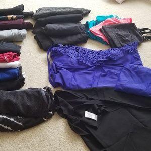 Maternity Activewear Lot